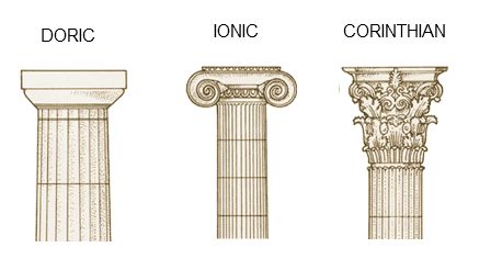 greek post and lintel